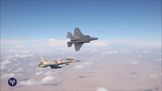 PK Syria mù điếc khi F-35 Israel đột ngột tấn công sau thảm họa IL-20: Có gì đó sai sai? - Ảnh 1.