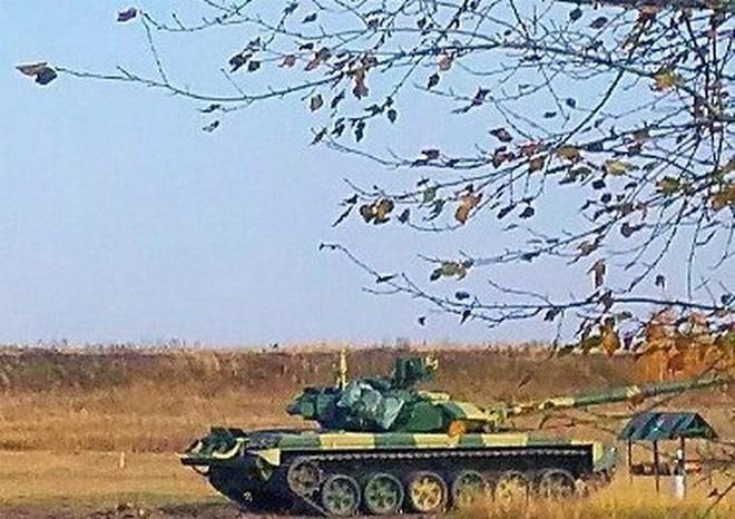 Những chiếc xe tăng T-90S Việt Nam đã xuất hiện trên thao trường Nga - Ảnh 21.