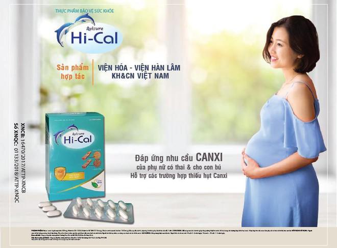 Chuyên gia mách cách lựa chọn canxi cho bà bầu và bà mẹ cho con bú - Ảnh 3.