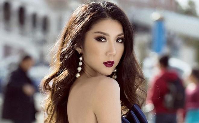 """Ngọc Quyên: Siêu mẫu dại dột và """"kỳ lạ"""" nhất showbiz Việt"""