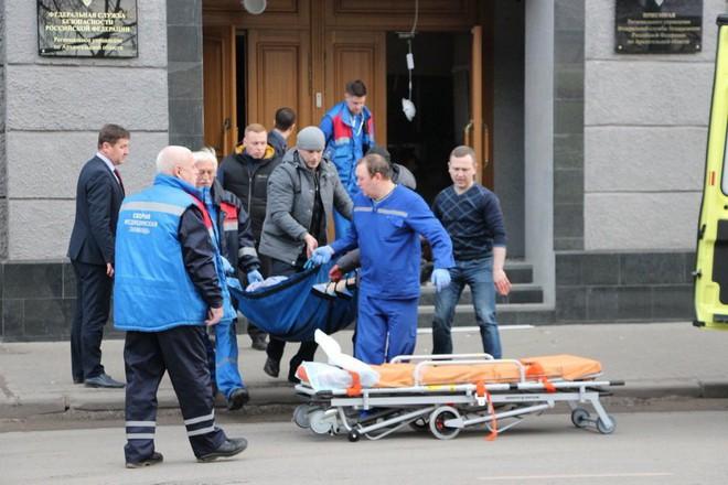 Nổ lớn tại Trụ sở Tổng cục An ninh Liên bang Nga (FSB) - Có thương vong - Ảnh 4.