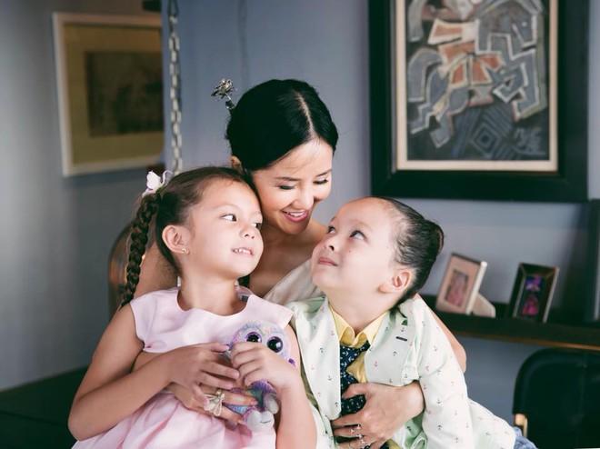 Chốn đi về của 3 mẹ con diva Hồng Nhung sau khi ly hôn với chồng Tây - Ảnh 6.