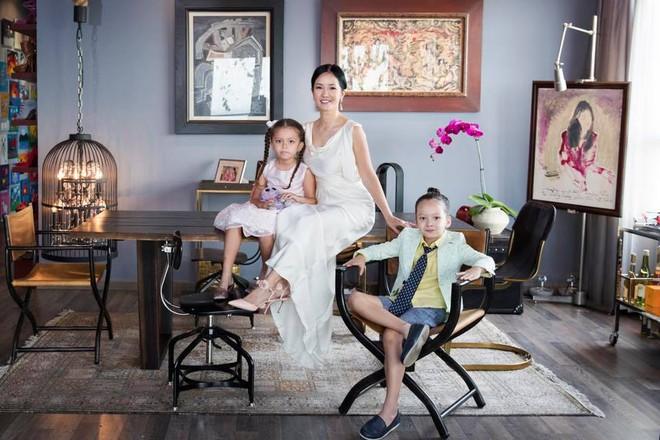 Chốn đi về của 3 mẹ con diva Hồng Nhung sau khi ly hôn với chồng Tây - Ảnh 5.