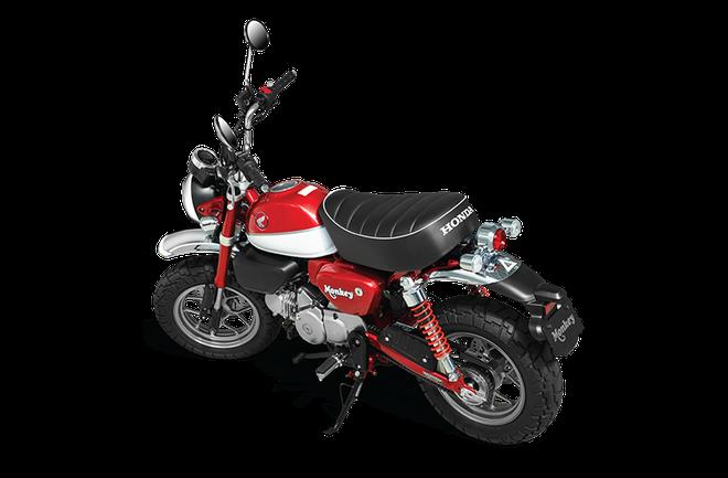 Honda vừa ra mắt chiếc xe khỉ chất chơi, giá gần 90 triệu đồng - Ảnh 1.