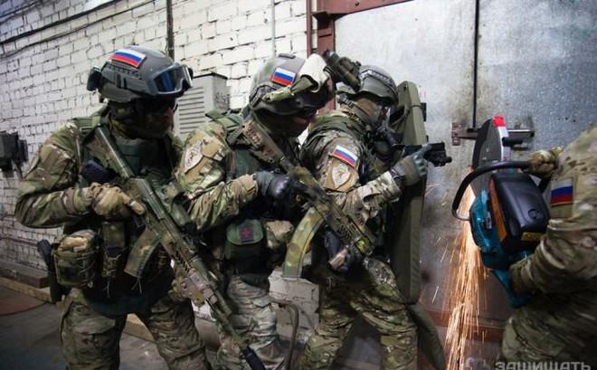 Nổ lớn tại Trụ sở Tổng cục An ninh Liên bang Nga (FSB) - Có thương vong