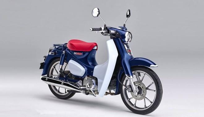 Honda Super Cub C125 có giá lăn bánh gần 100 triệu sở hữu công nghệ gì? - Ảnh 1.