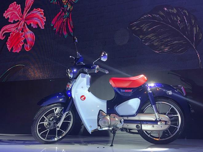 Honda Super Cub C125 có giá lăn bánh gần 100 triệu sở hữu công nghệ gì? - Ảnh 2.