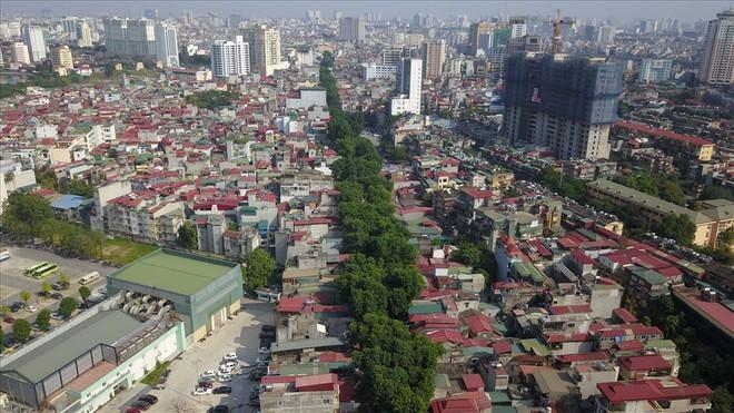 Toàn cảnh tuyến đường 2,2km đắt nhất hành tinh ở Thủ đô - Ảnh 6.