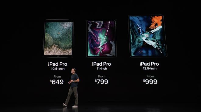 iPad Pro 2018: Giá chát hơn cả laptop, còn lâu mới sang và đáng mua như iPhone XS - Ảnh 9.