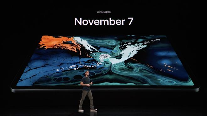 iPad Pro 2018: Giá chát hơn cả laptop, còn lâu mới sang và đáng mua như iPhone XS - Ảnh 10.