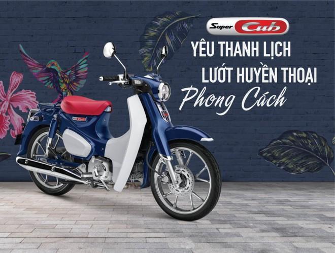 Honda vừa ra mắt chiếc xe khỉ chất chơi, giá gần 90 triệu đồng - Ảnh 6.