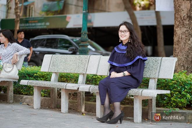 Gặp cô bạn tân cử nhân Ngoại thương xinh như hotgirl, nhận học bổng du học Thạc sỹ 3 chuyên ngành tại Mỹ - Ảnh 1.