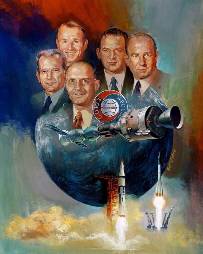 Sứ mệnh hàn gắn Mỹ - Xô thời Chiến tranh Lạnh và sự cố khí độc khiến Mỹ  suýt hối hận - Ảnh 4.