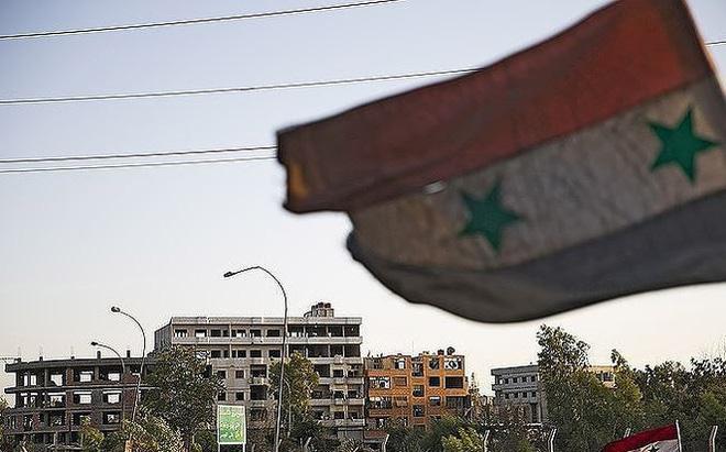 Ông Putin tuyên bố 'các lực lượng quốc tế cần rút khỏi Syria'