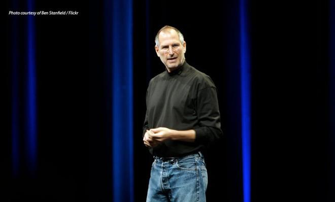Điểm đặc biệt ít người biết về bộ đồ Steve Jobs mặc đi mặc lại mỗi ngày - Ảnh 3.