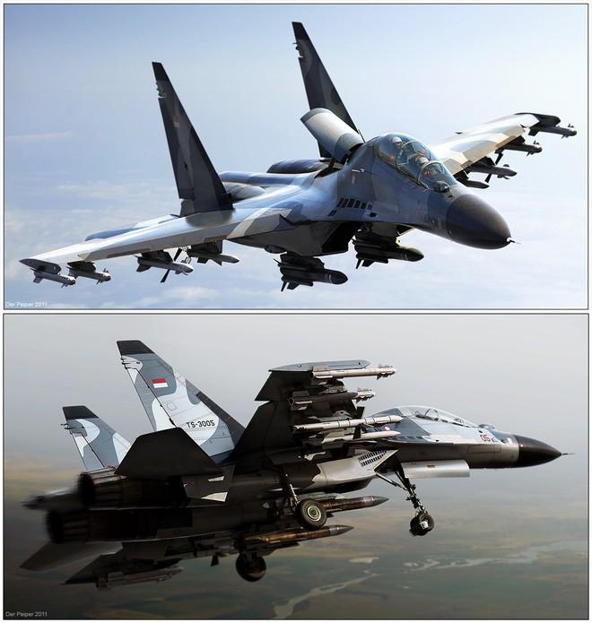 Mỹ bắn hạ Su-35 Nga ở Indonesia: Đòn đánh hữu hiệu đầu tiên, Washington tạm dẫn 1-0! - Ảnh 1.