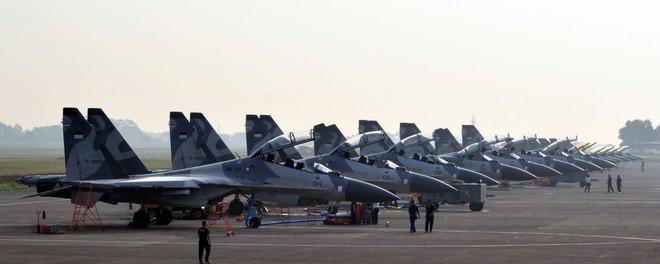 Mỹ bắn hạ Su-35 Nga ở Indonesia: Đòn đánh hữu hiệu đầu tiên, Washington tạm dẫn 1-0! - Ảnh 2.