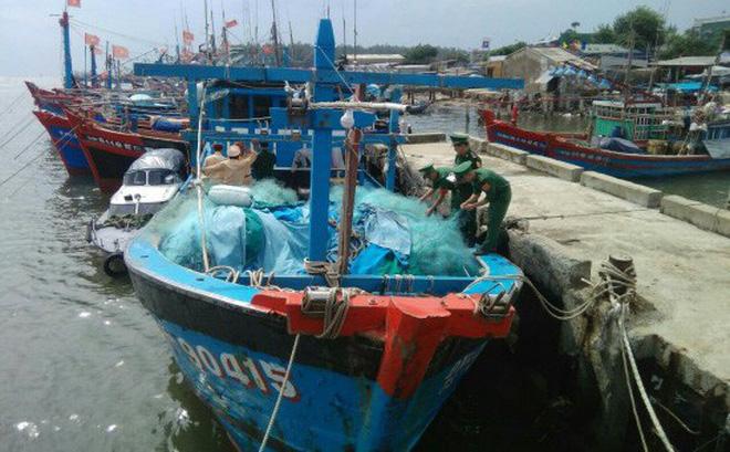 Đột nhập cảng cá trộm nguyên con tàu ở Đà Nẵng