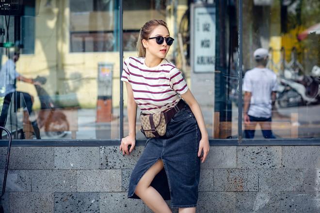 Hot girl Trâm Anh mặc toàn hàng hiệu, chụp ảnh sexy - Ảnh 10.