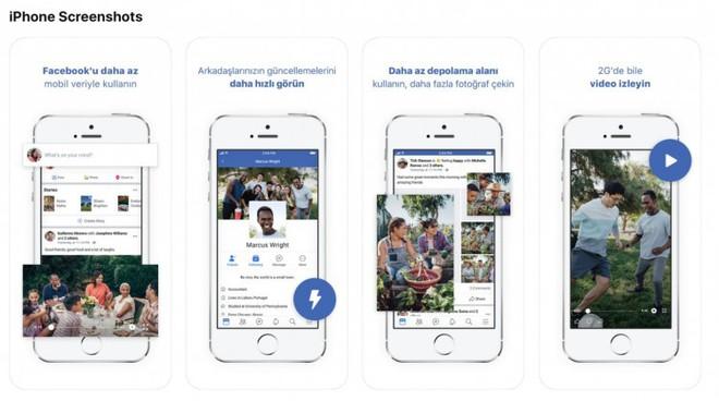 Một phiên bản Facebook đặc biệt dành cho iPhone vừa được ra mắt, cập nhật ngay kẻo lỡ - Ảnh 1.