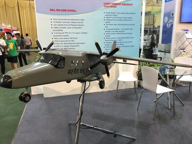 Ấn Độ muốn chào bán máy bay vận tải Do 228 và trực thăng Dhruv cho Việt Nam? - Ảnh 2.