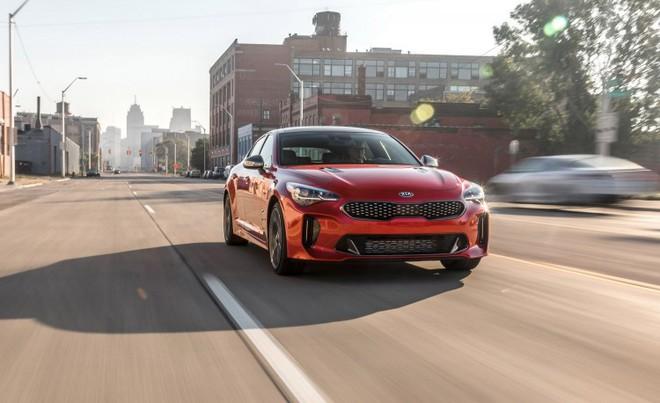 Đây là 10 mẫu sedan đáng mua nhất hiện nay do tạp chí uy tín Mỹ bình chọn - Ảnh 10.