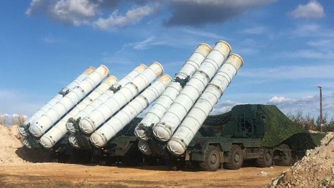 TT Mỹ Donald Trump đã ra lệnh, F-35 sẽ bay rợp trời Syria, S-300 Nga hãy chờ đấy! - Ảnh 1.