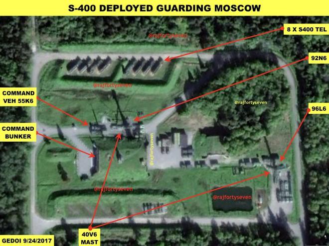 Đại tá Ấn Độ: Tên lửa S-400 không thần thánh như Nga khoe khoang! - Ảnh 1.