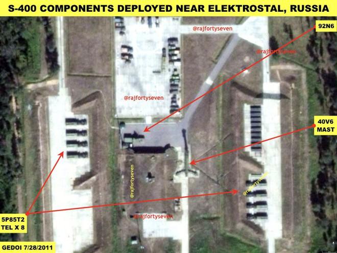 Đại tá Ấn Độ: Tên lửa S-400 không thần thánh như Nga khoe khoang! - Ảnh 2.