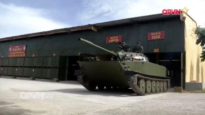 Cuộc hành quân trên biển có một không hai của xe tăng Việt Nam: Kỷ lục vô tiền khoáng hậu! - Ảnh 3.