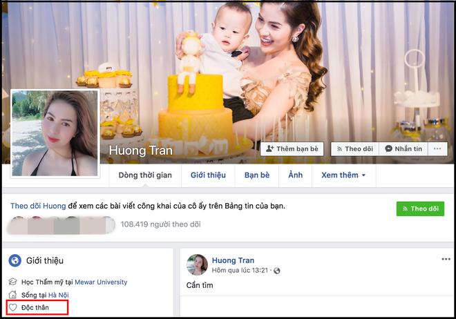 """Vợ chồng diễn viên Việt Anh bất ngờ để trạng thái """"độc thân"""", nghi vấn nảy sinh mâu thuẫn? - Ảnh 2."""