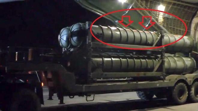 Lộ bằng chứng sốc: Nga giao cho Syria hàng gia bảo S-400, Moscow quyết chơi lớn? - Ảnh 1.
