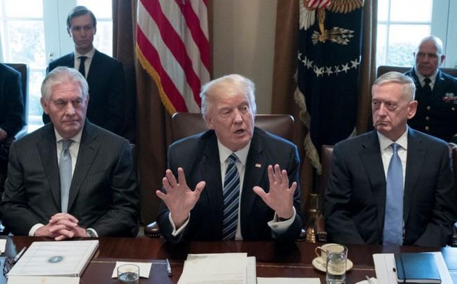 Chính quyền Tổng thống Trump chuẩn bị cho một cuộc 'thay máu' tướng lĩnh quân đội cấp cao