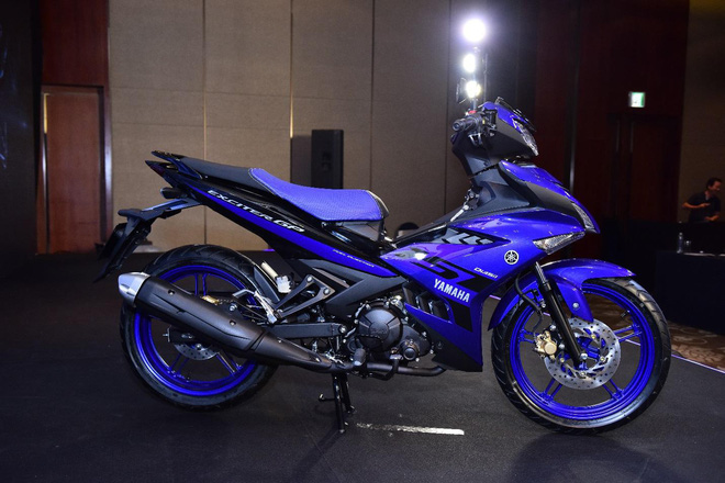 Cùng biệt đội Yamaha Exciter Angels khám phá 6 cải tiến mới trên Exciter 150 mới - Ảnh 1.