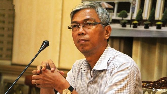 Phóng viên bị xô khỏi nơi tiếp xúc dân và câu trả lời của lãnh đạo TP HCM về vùng cấm báo chí - Ảnh 3.