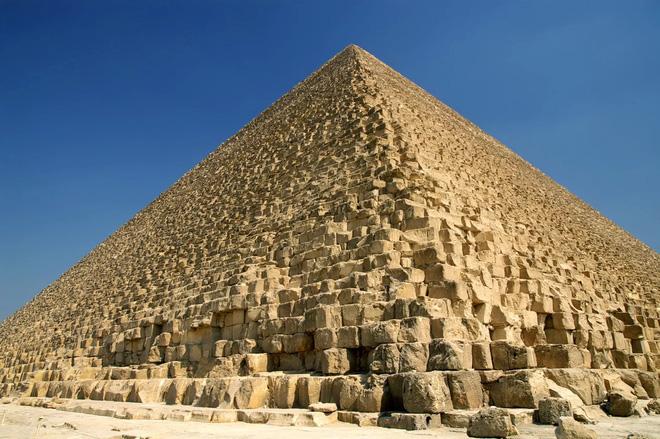 Phát hiện hệ thống đường dốc 4.500 tuổi, có thể chính là bí kíp xây kim tự tháp Giza - Ảnh 2.