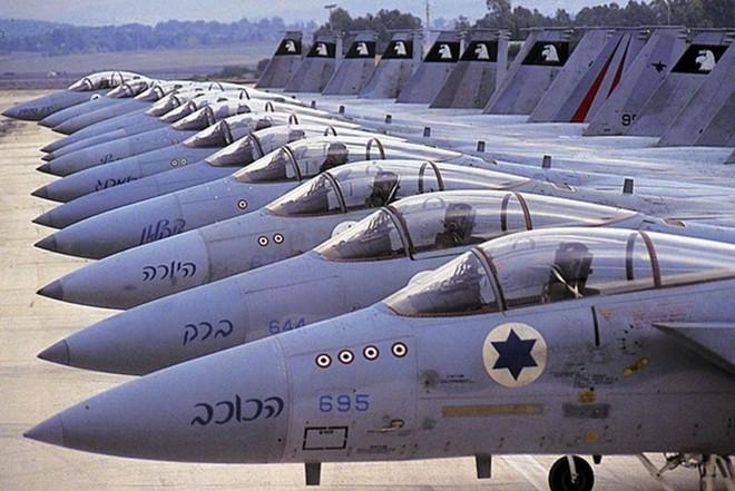Những trận không chiến nảy lửa: Tiêm kích F-15 Mỹ từng bị bắn hạ - Có thật không? - Ảnh 1.