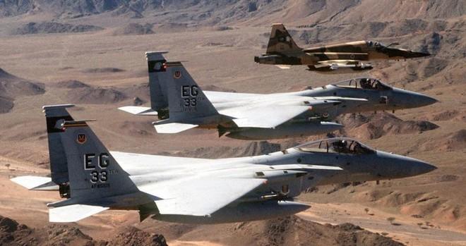 Những trận không chiến nảy lửa: Tiêm kích F-15 Mỹ từng bị bắn hạ - Có thật không? - Ảnh 2.
