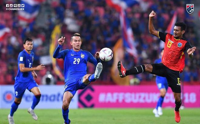 """Ngoài """"sát tinh"""" lập cú đúp hat-trick, Thái Lan có thêm kiến tạo gia khiến VN phải ngại"""