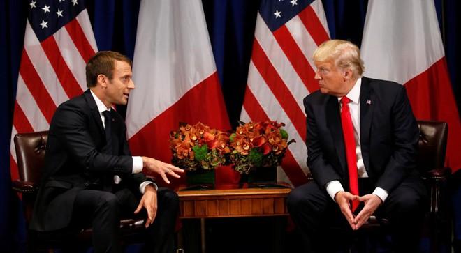 Ngỡ đồng minh định đánh lẻ, TT Trump mắng Pháp té tát: Nhưng tất cả chỉ là... hiểu lầm? - Ảnh 2.