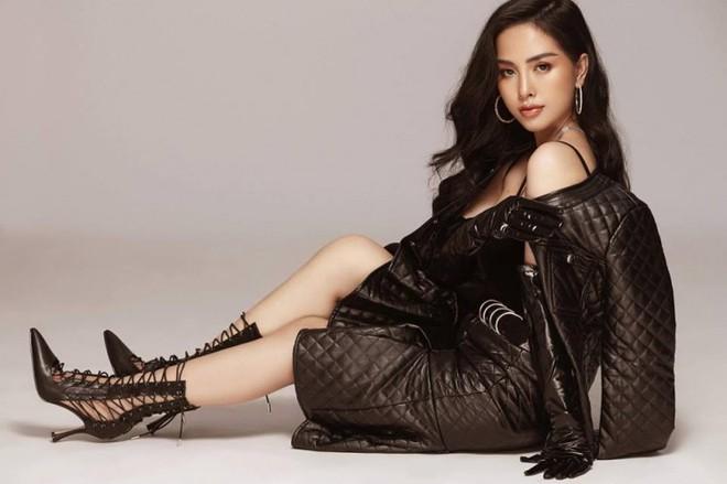 Chị dâu Bảo Thy gây bất ngờ với hình ảnh giống Hoa hậu Tiểu Vy như hai giọt nước - Ảnh 4.
