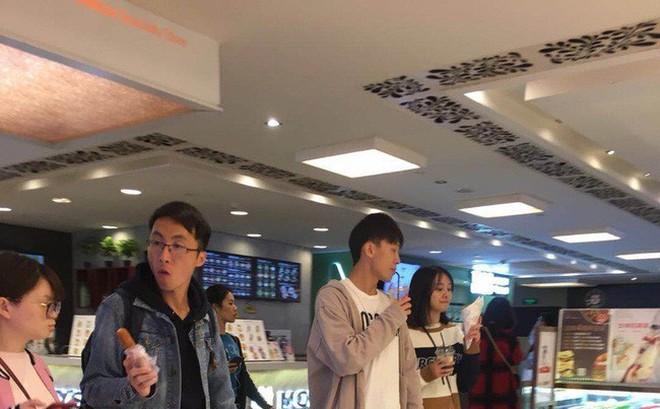 """Sau tin đồn đi xem nhà chuẩn bị kết hôn, Trịnh Sảng và """"phú nhị đại"""" đất Thượng Hải lại tình tứ đi xem phim"""