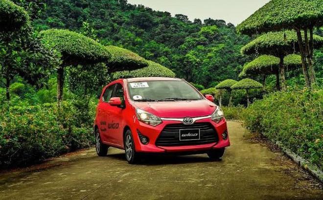 """Toyota Wigo """"qua mặt"""" Hyundai Grand i10 bán chạy nhất phần khúc xe giá rẻ"""