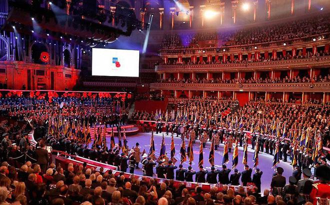 Ảnh: Lãnh đạo thế giới kỷ niệm 100 năm kết thúc Thế chiến I