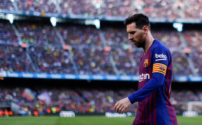 Ngày Messi trở lại, Barca thua sốc, chứng kiến Real Madrid thu gọn cách biệt