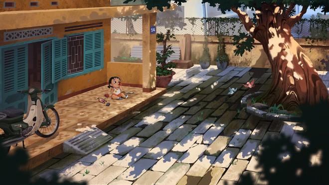 Việt Nam lần đầu làm phim hoạt hình chiếu rạp  - Ảnh 1.