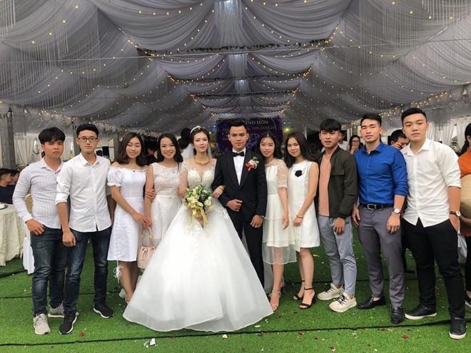 Tiết lộ những hình ảnh siêu lung linh của cô dâu xinh đẹp trong đám cưới khủng chi gần 1 tỷ đồng dựng rạp ở Vĩnh Phúc - Ảnh 1.