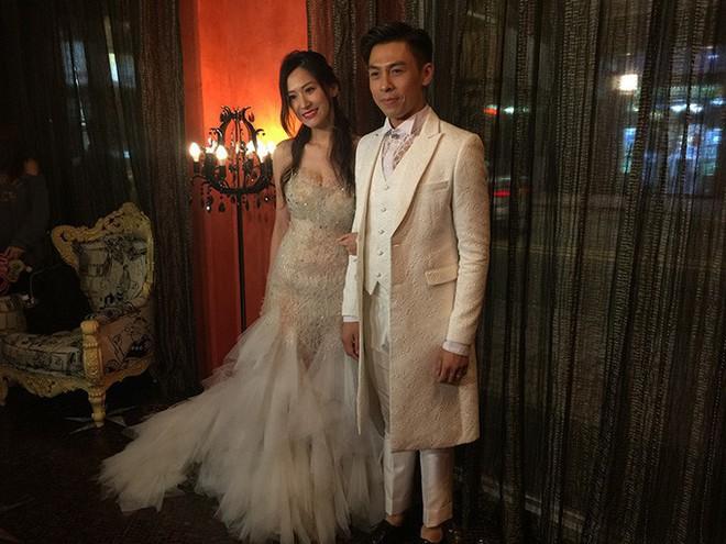 """Sao TVB xin phép vợ để đóng phim về """"thiếu gia nghiện sex"""" Lý Tông Thụy - Ảnh 2."""