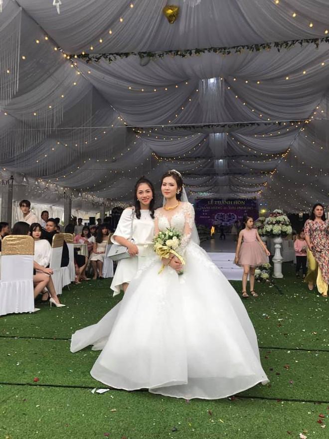Tiết lộ những hình ảnh siêu lung linh của cô dâu xinh đẹp trong đám cưới khủng chi gần 1 tỷ đồng dựng rạp ở Vĩnh Phúc - Ảnh 3.