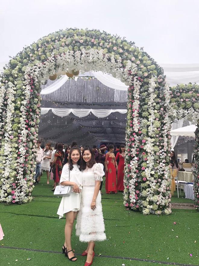 Tiết lộ những hình ảnh siêu lung linh của cô dâu xinh đẹp trong đám cưới khủng chi gần 1 tỷ đồng dựng rạp ở Vĩnh Phúc - Ảnh 6.